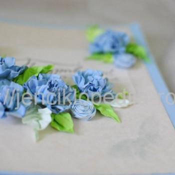Розы квиллинг скрапбукинг