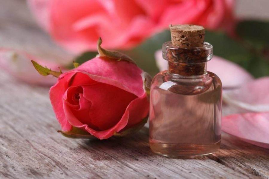 духи из роз