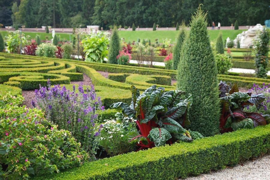 Барочный сад в Апелдорне